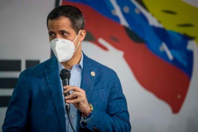 El presidente de la Asamblea Nacional, Juan Guaidó (EFE/ Miguel Guti�rrez/Archivo)