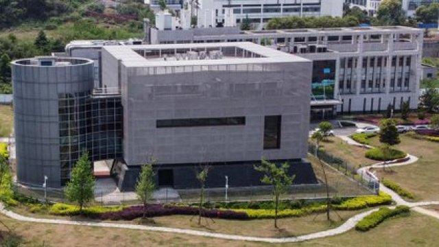 Los expertos de la OMS no tuvieron acceso completo al Instituto de Virología de Wuhan (AFP)