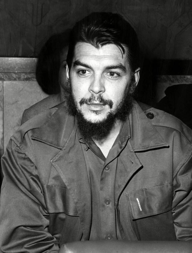 Ernesto Che Guevara en 1965 (Shutterstock)