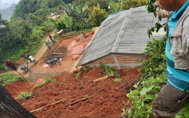 Deslizamientos en Nariño-Colombia-23-03-2021