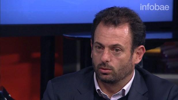 El dirigente de la Unión Industrial Argentina José Urtubey