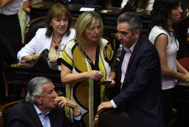 """Cristina Álvarez Rodríguez y Andrés """"Cuervo"""" Larroque"""