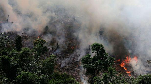 En la últimas horas aparecieron nuevos focos de incendios (Foto: Archivo)