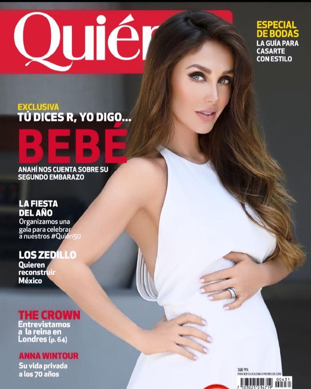 La portada de la revista