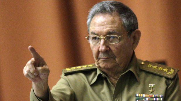 Raúl Castro, ex dictador de Cuba