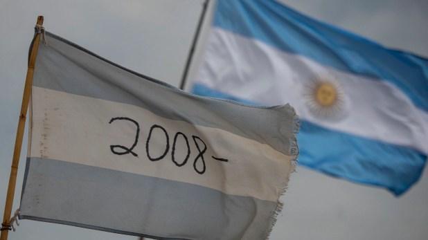 Se recordaron los 12 años de la Resolución 125 (Adrián Escandar)