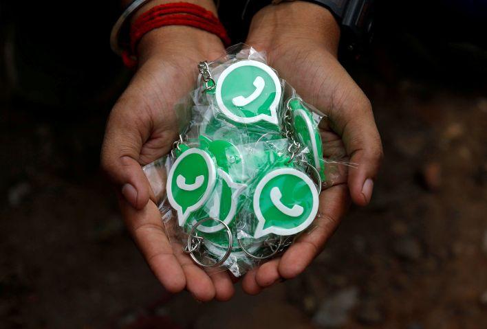 WhatsApp está trabajando en una nueva función (Foto: Reuters)