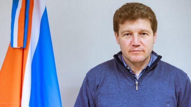 Gustavo Melella, gobernador de Tierra del Fuego