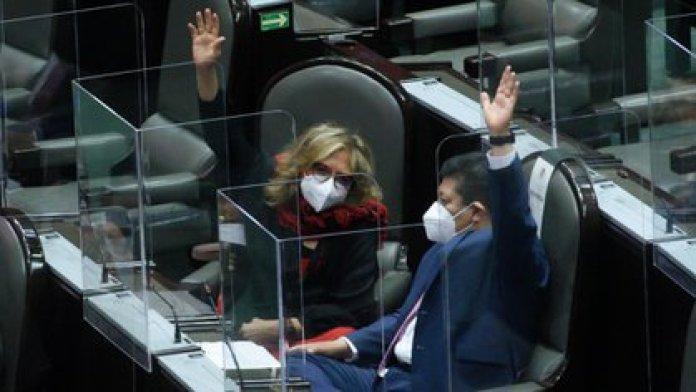 Morena dio a conocer su convocatoria para definir quiénes serán los legisladores que buscarán mantener la mayoría en la Cámara de Diputados en 2021 (Foto: Cuartoscuro)