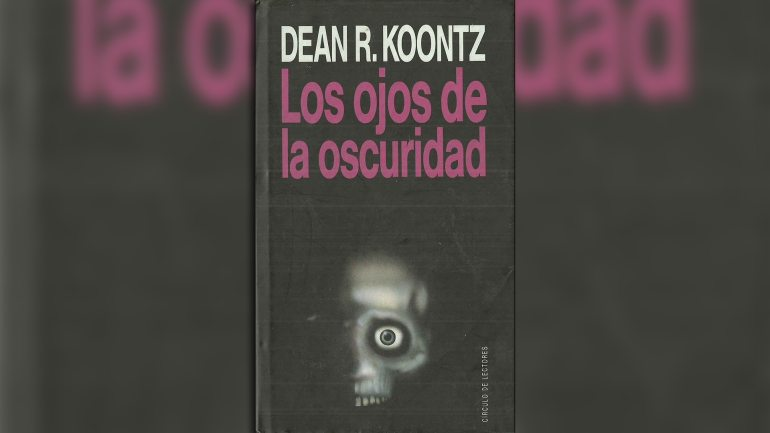 """Los ojos de la oscuridad"""": el best seller de 1981 de Dean Koontz ..."""