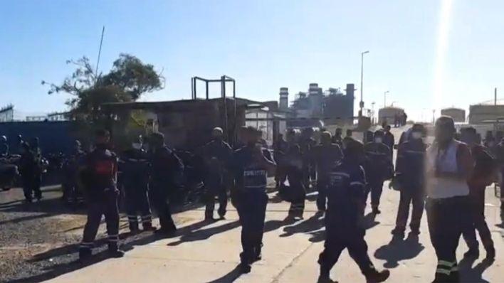 Interna en la UOCRA en Ensenada