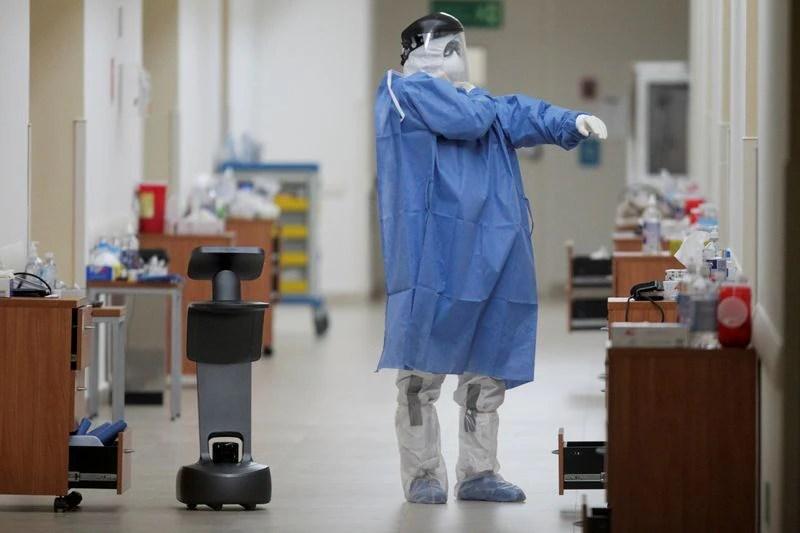 Especialistas siguen investigando el caso del paciente que reincidió en la enfermedad de coronavirus (Foto: REUTERS/Daniel Becerril)