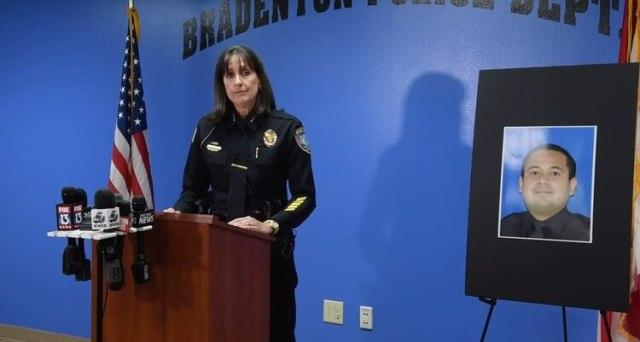 La jefa del DPB, Melanie Bevan,informó sobre el caso que se terminó de investigar en el nivel local, pero que el FBI continuará analizando.