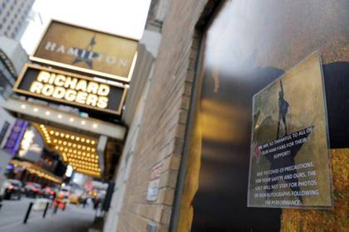 The musical will premiere on July 3 (Photo: REUTERS/Andrew Kelly)