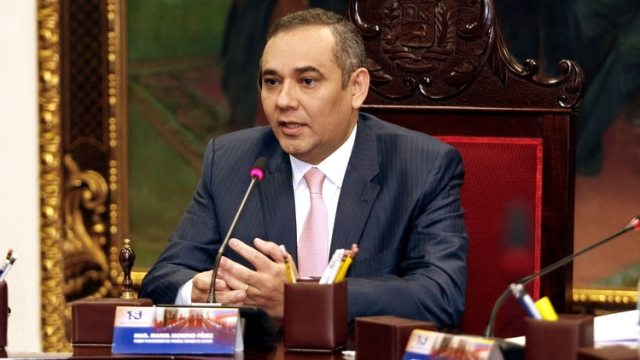 Maikel José Moreno (EFE)