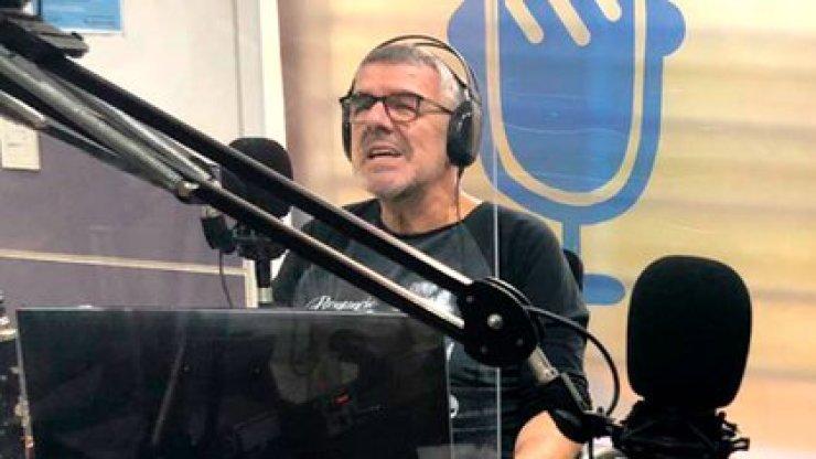 El humorista Dady Brieva pronunció un comentario sobre el 12O que generó el repudio en la dirigencia opositora., (@MatiMc_)