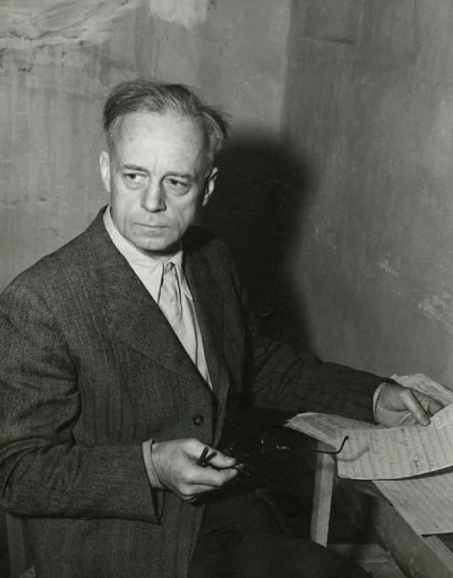 Joachim Von Ribbentrop en su celda