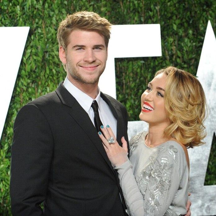 Miley Cyrus y Liam Hemsworth perdieron su casa en los incendios forestales de California