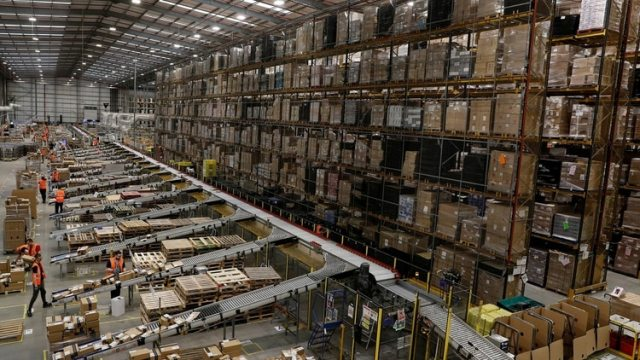 Varios procesos de Amazon ya dependen de la tecnología (Foto: Reuters)