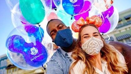 Las áreas de alto tráfico recibirán mayor limpieza y desinfección (Caitie McCabe, photographer) Walt Disney World