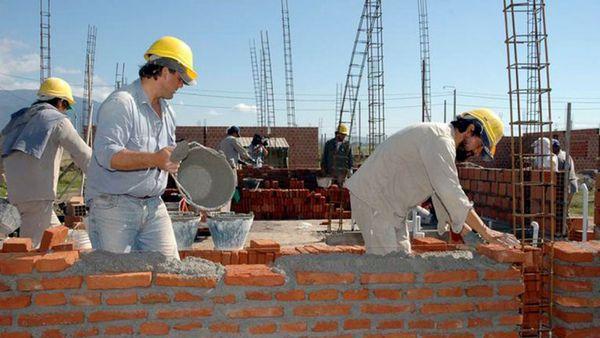 El rubro de la construcción muestra la mayor mejora con respecto al trimestre anterior