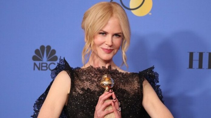 "Nicole Kidman ganó por su actuación en ""Big Little lies"" (Reuters)"