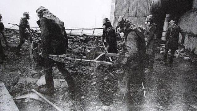 """Los """"liquidadores"""" de Chernobyl (YouTube)"""