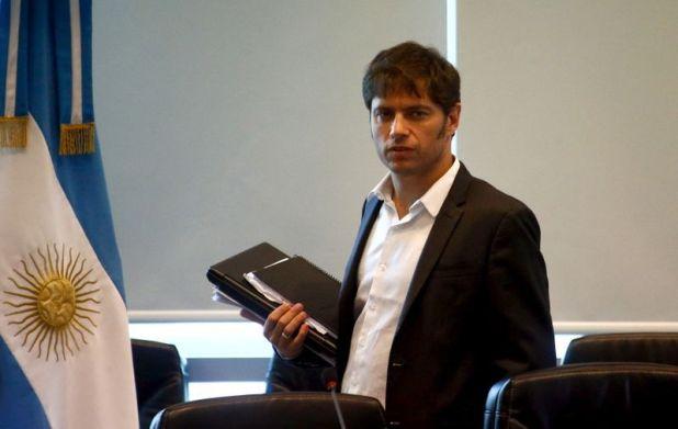 Gobernador de la provincia de Buenos Aires, Axel Kicillof (REUTERS/Marcos Brindicci)
