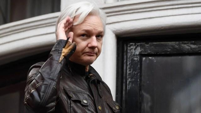 Julian Assange vivió en la Embajada de Ecuador en Londres desde 2012 (AFP)
