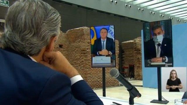El presidente Alberto Fernández encabezó la reunión que conmemoró los 30 años de la creación del Mercosur