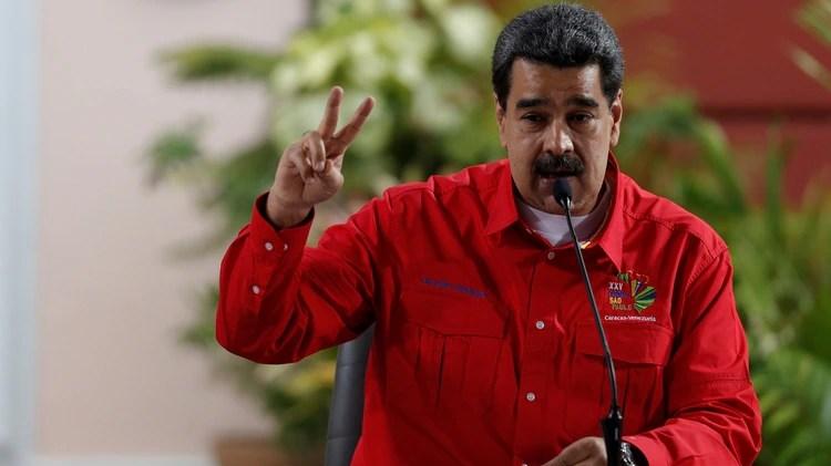 Nicolas Maduro(REUTERS/Manaure Quintero)