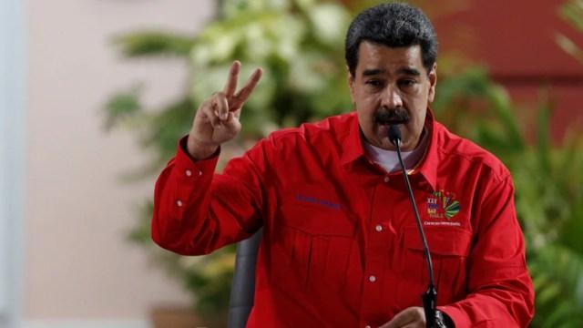 La Venezuela de Nicolás Maduro ocupa el último lugar del ranking que evaluó a 89 países. La dictadura provocó una grave crisis humanitaria (Reuters)