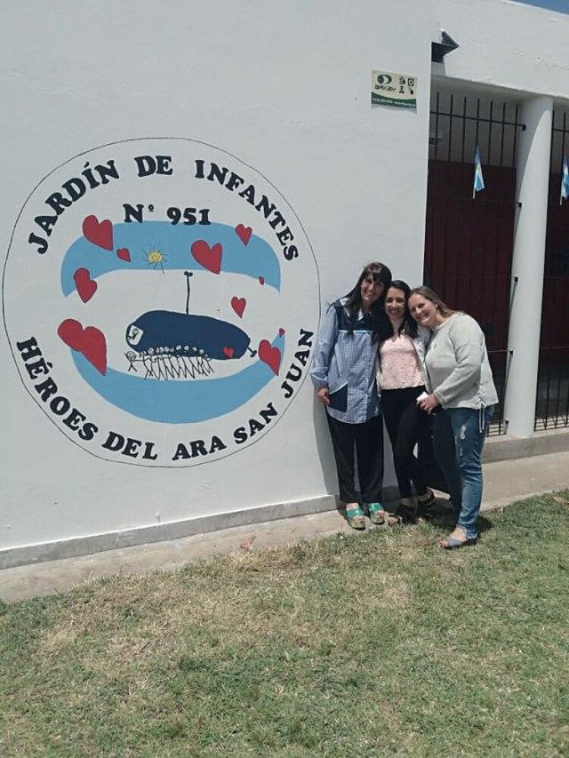 Familiares de la tripulación del ARA San Juan