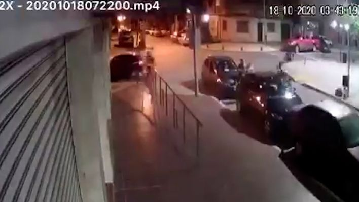 Policía asesinado en San Martín