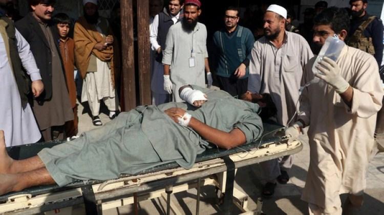Un cuarto cadáver, probablemente de entre los asaltantes, está siendo identificado, explicó el jefe de la policía provincial (Reuters)