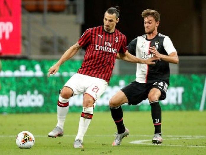 Zlatan Ibrahimovic questioned his future (REUTERS / Alessandro Garofalo)