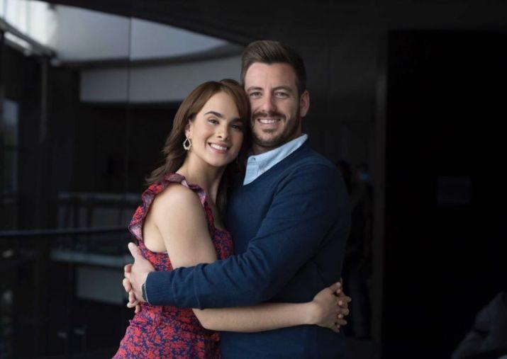 Ellos son Valentina y Claudio (Foto: captura de pantalla Instagram/@disenandotuamor)