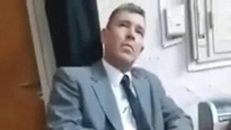 El juez Juan Pablo Morales