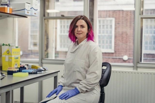 Johanna Rhodes es experta en enfermedades infecciosas en el Imperial College London. Foto: Tom Jamieson para The New York Times