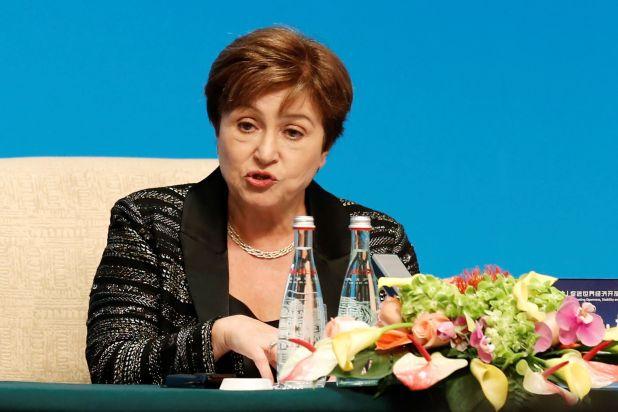 La directora gerente del FMI manifestó su predisposición para negociar