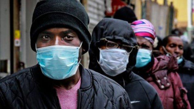 Si representan el 13% de la población de EEUU, ¿por qué los afroamericanos sufren el 30% de los casos de COVID-19? (AP)