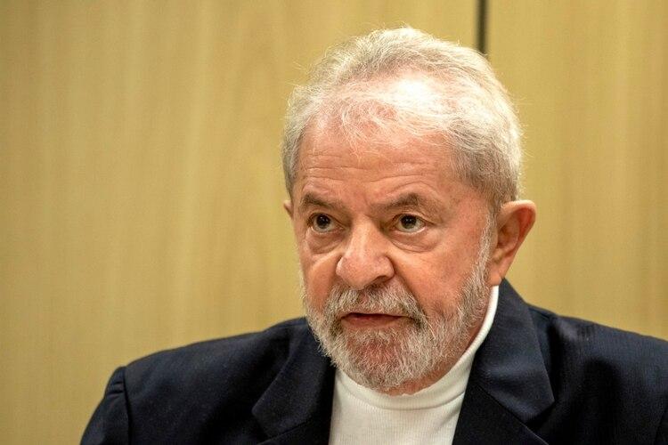 Lula da Silva, el ex mandatario de Brasil preso desde abril de 2018 (Theo Marques/Soylocoporti/ FrameFoto)