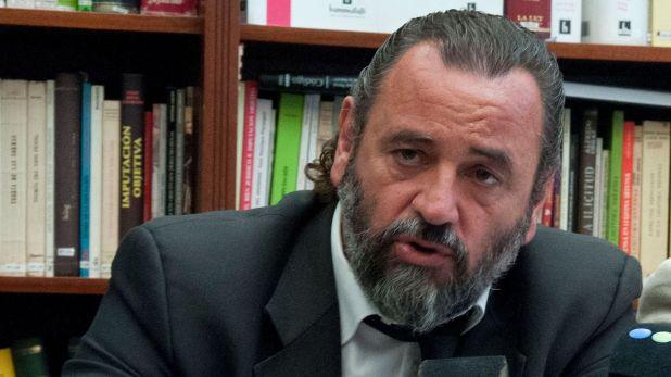El fiscal José María Campagnoli (NA)