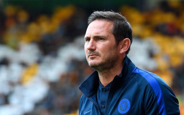 Lampard fue destituido de su cargo tras un año y medio en el club (Efe)
