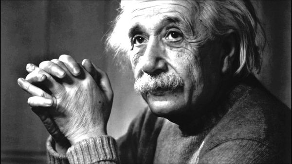 Albert Einstein nació el 14 de marzo de 1879 en la ciudad germana de Ulm y murió a los 76 años en 1955