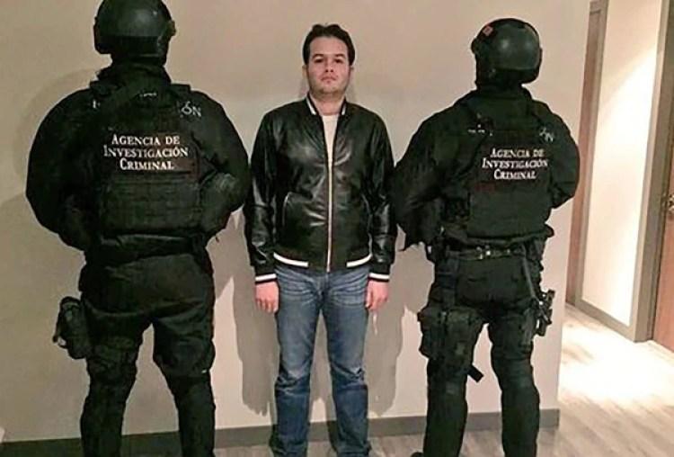 """Víctor Manuel Félix, El Vic, estaba identificado como principal operador financiero de los hijos de Joaquín Guzmán Loera, """"El Chapo""""."""
