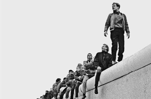 El 9 de noviembre de 1989 cayó el Muro de Berlín (Erik Roßbander)