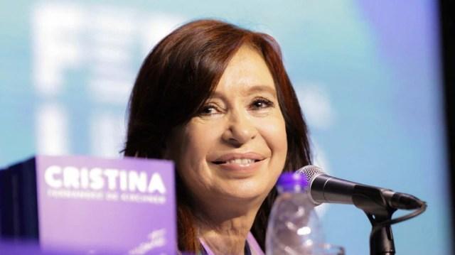 La ex Presidenta seguirá presentando Sincermanete. La próxima cita es en Río Gallegos