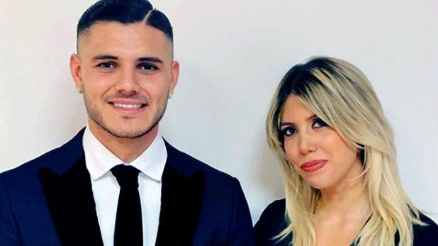 Wanda Nara negó las versiones que la vinculaban sentimentalmente a Marcelo Brozovic, ex compañero de Mauro Icardi en Inter