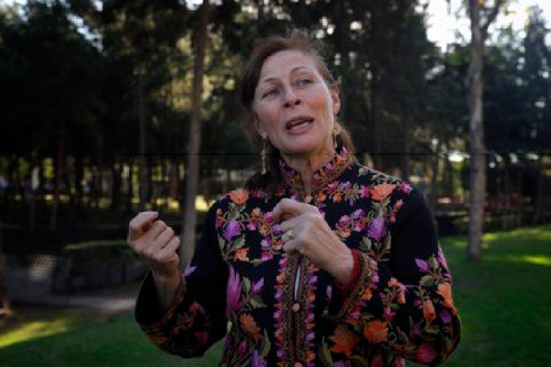 Tatiana Clouthier se aislará tras asistir a una reunión con el presidente López Obrador, quien recientemente dio positivo por coronavirus (Foto: EFE/ Sáshenka Gutiérrez)